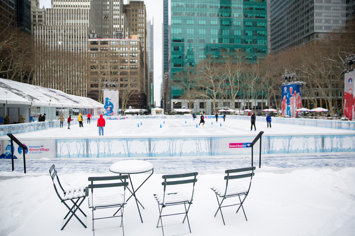 Photo courtesy of Angelito Jusay Photography | Bryant Park by Season | Archer Hotel New York