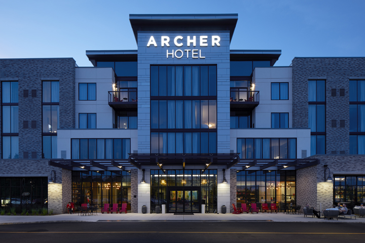 Come home to Archer Hotel Florham Park after a day of exploration and family fun | Family Fun In + Around Florham Park