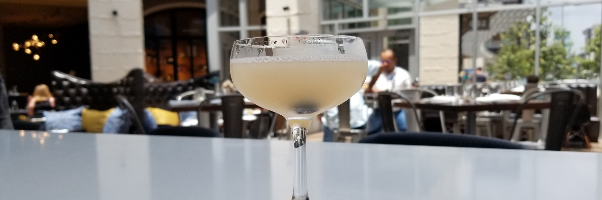 Hemingway Daiquiri from Second Bar + Kitchen at Archer Hotel Austin