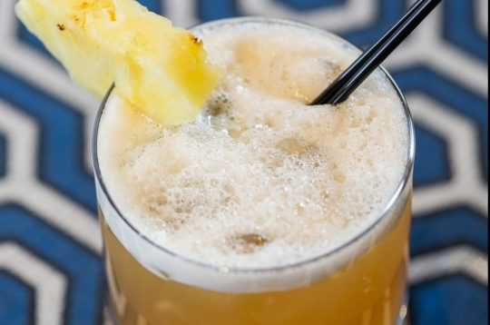 Pineapple Punch from Spyglass