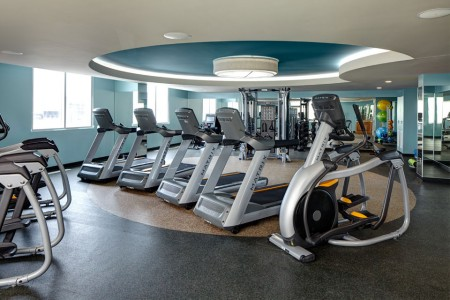 Archer's fitness studio