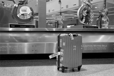 Austin Airport, 2011 — Photograph by Chien-Chi Chang