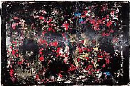 50C: 383, 2014 — UV Pigment on Dibond by Wyatt Gallery