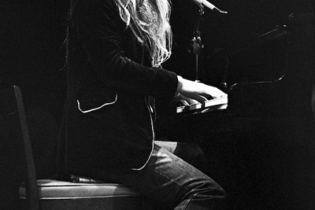 Leon Russell Country Dinner Playhouse Austin, December 1973 — Photograph by Scott Newton