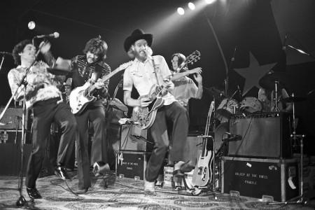 Asleep at the Wheel Austin Opry House, June 1978 — Photograph by Scott Newton