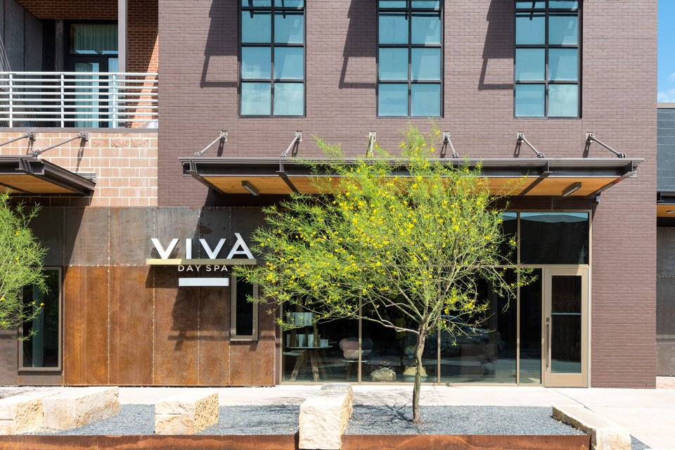 Archer Austin Hotel Viva Day Spa