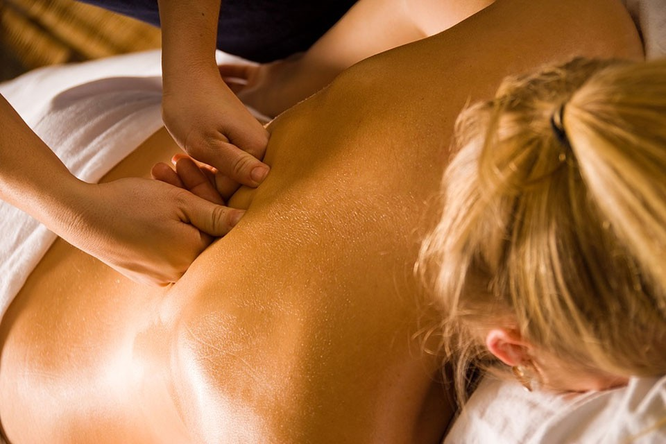 Massage at Viva Day Spa