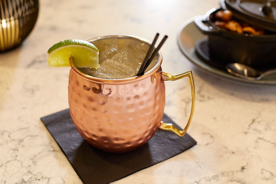 Archer Hotel Burlington - Archer's Kitchen and Bar Mule