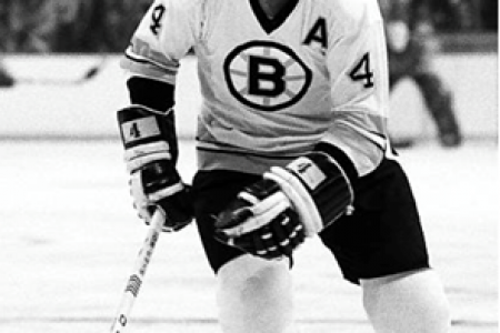 Bobby Orr, Boston Bruins — Photograph by Unknown