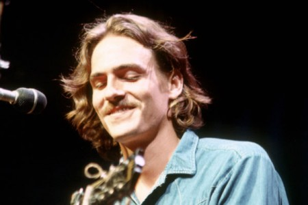 James Taylor at the Mariposa Folk Festival, — 1970  Photograph by Michael Ochs Archives/Getty Images