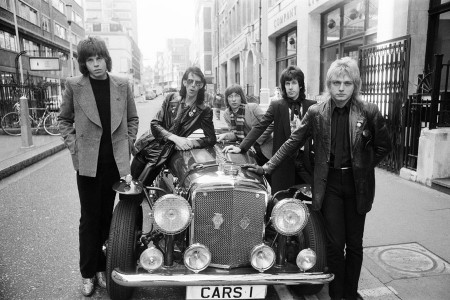 The Cars, 1978 — Photograph by Mirrorpix