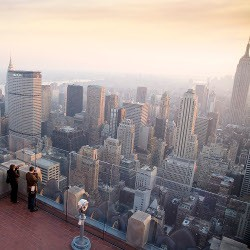 Top of the Rock® Observation Deck