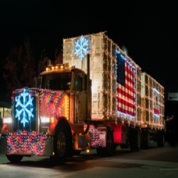 Calistoga Lighted Tractor Parade — December 7, 2019