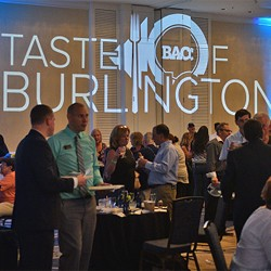 Taste of Burlington