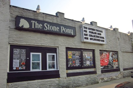 The Stone Pony, 2017 — Photograph by Laura Goggin