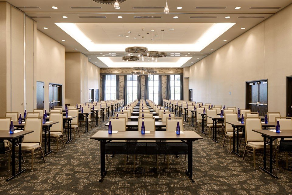 Archer Hotel Florham Park  - Great Room Classroom Seating