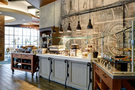 Archer's Kitchen + Bar — Breakfast buffet