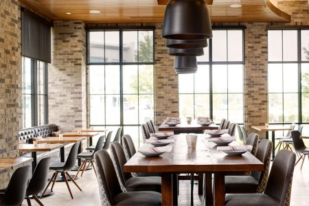 Archer's Kitchen and Bar — Dining room