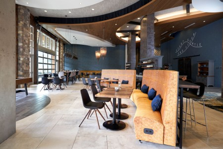 Archer's Kitchen + Barwith seating
