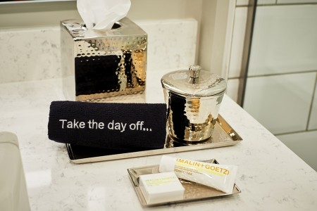 Malin+Goetz luxury bath amenities