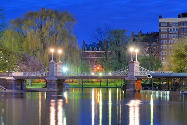 Boston River Bridge
