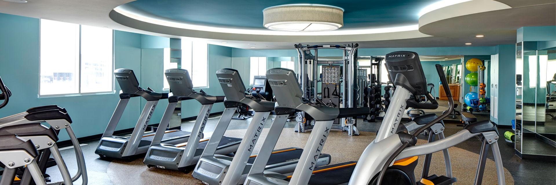 Archer Hotel Austin Fitness Room