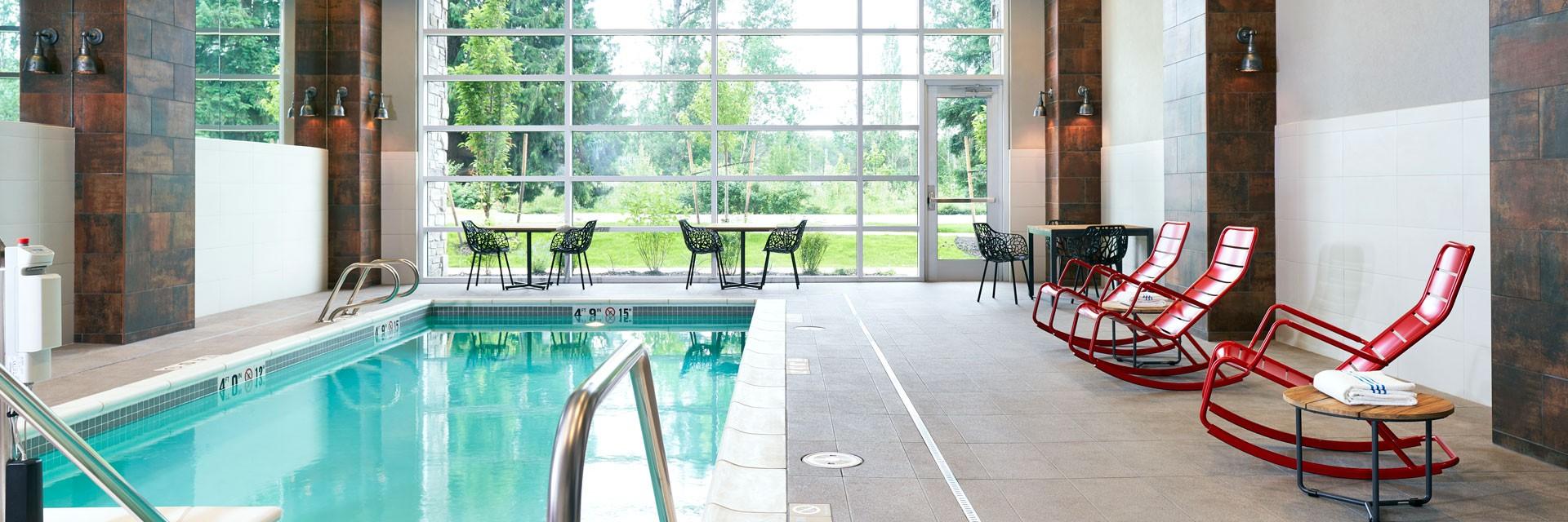 Archer Hotel Redmond Indoor Pool