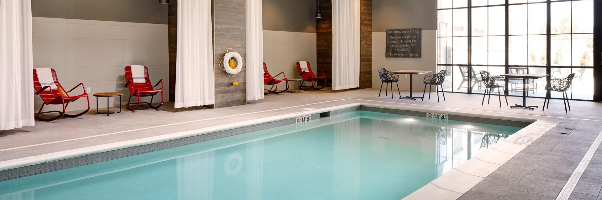 Archer Hotel Florham Park Indoor Pool