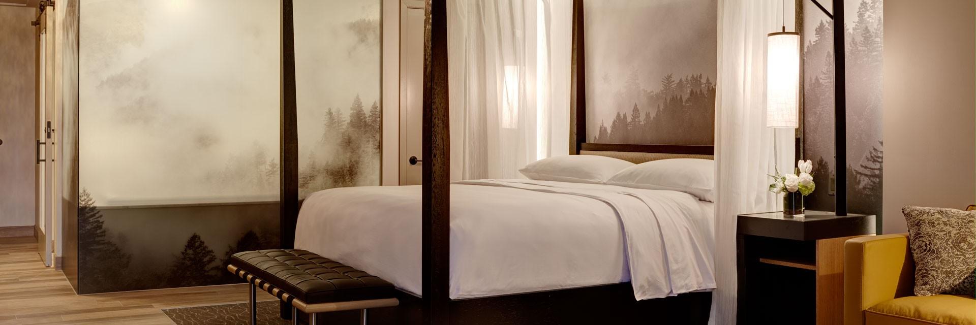Archer Hotel Napa Guestroom