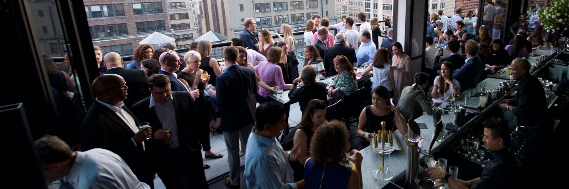 Archer Hotel New York Spyglass Bar