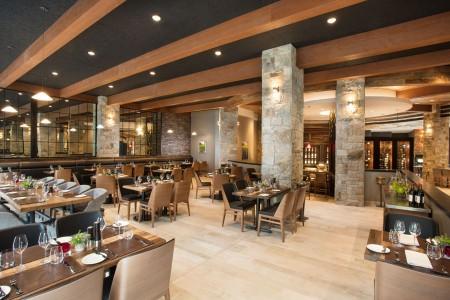 Seating at Charlie Palmer Steak — Archer Hotel Napa