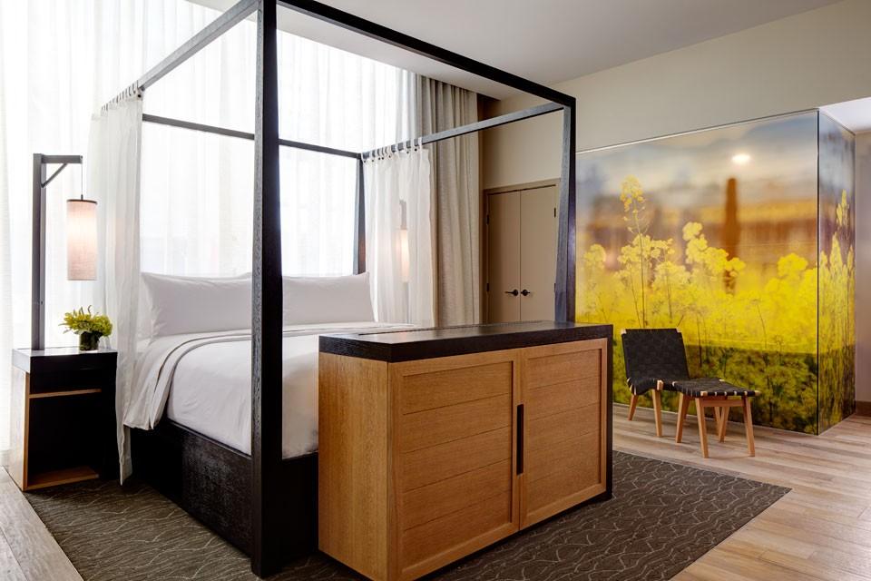 Napa Suites Luxury Guest Rooms Archer Hotel Napa
