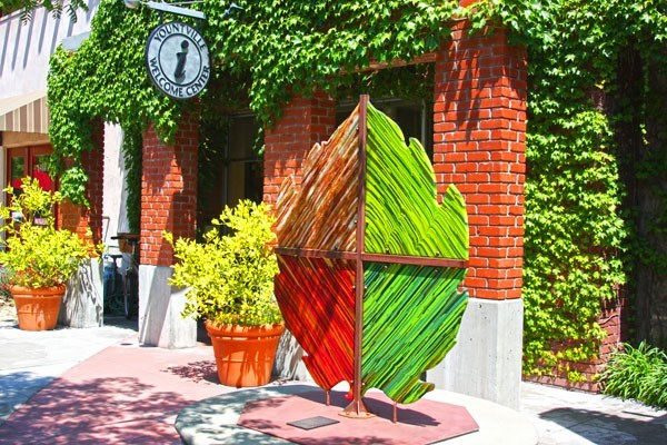 Yountville Welcome Center