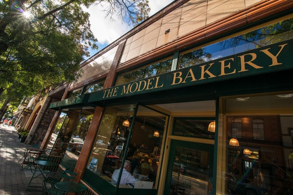 The model bakery