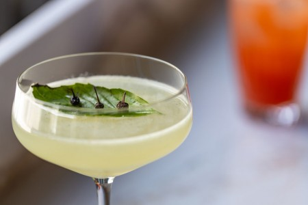 Tête a Tête cocktail