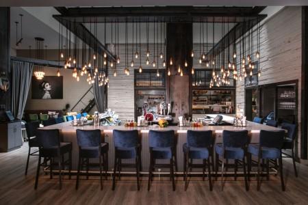 Archer Hotel New York - AVA Social