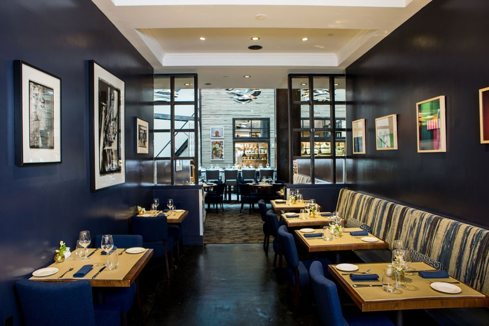 Midtown Manhattan Restaurants Charlie Palmer New York