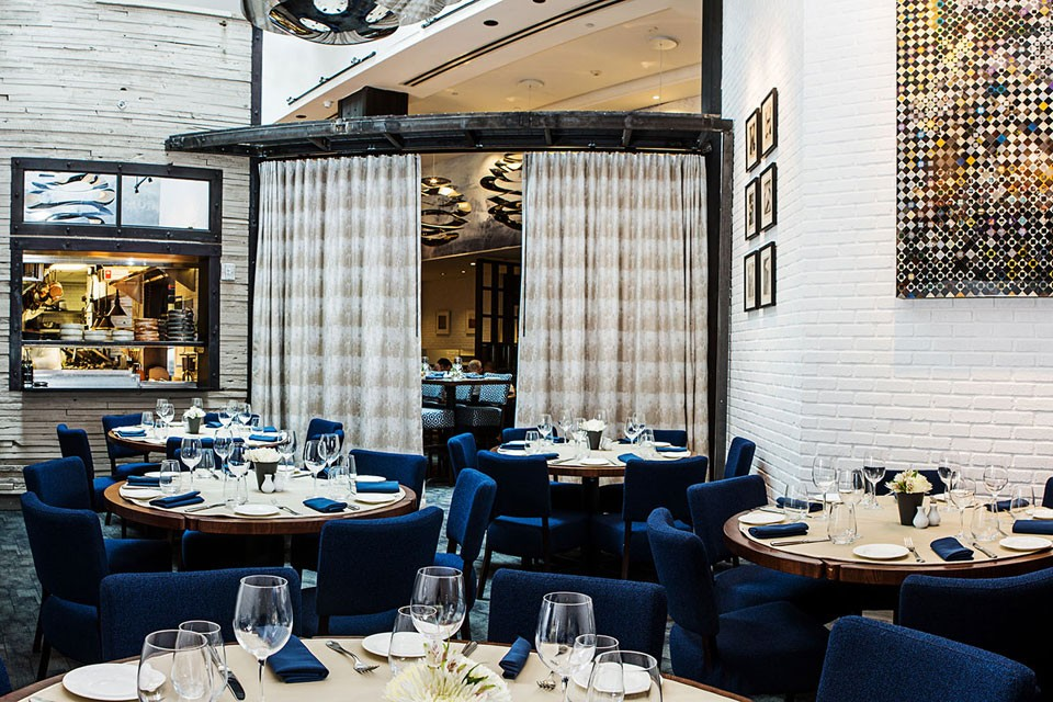 Archer New York Hotel Charlie Palmer Steak Private Dining Room 2