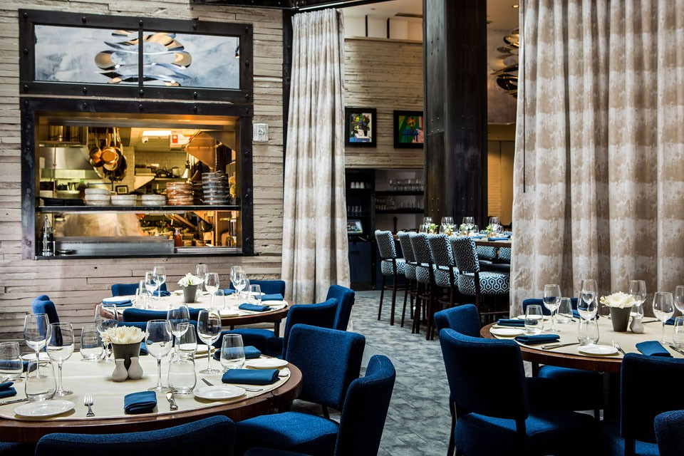 Archer New York Hotel Charlie Palmer Steak Private Dining Room 3