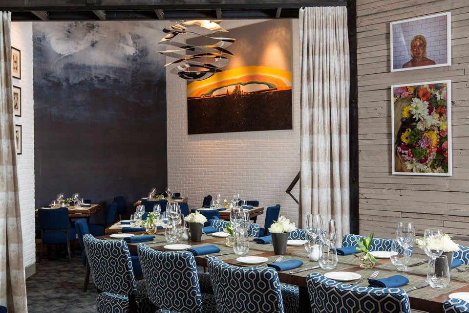 Archer New York Hotel Charlie Palmer Steak Private Dining Room 4