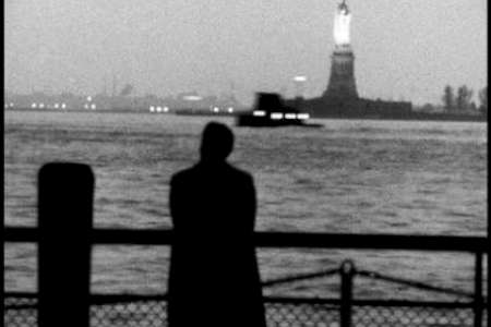 View of Statue of Liberty From Battery Park, — 1950s  Photograph by Elliot Erwitt