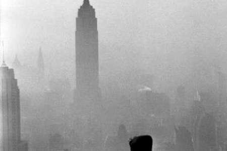New York, 1955 — Photograph by Elliot Erwitt