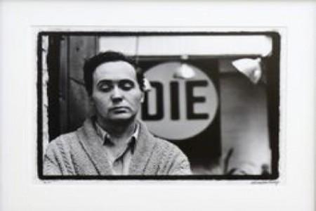 Robert Indiana, 1963 — Photograph by William John Kennedy