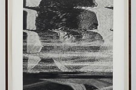 Untitled (Lenny), 2014 — Graphite on paper by Kon Trubkovich