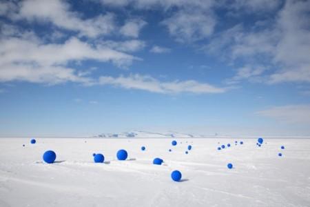 Stellar Axis, Antarctica, 2006 — Photograph by Lita Albuquerque