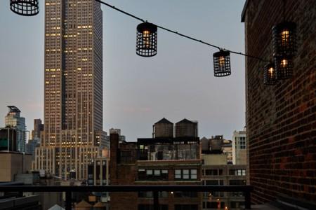 Spyglass Rooftop Bar — Patio