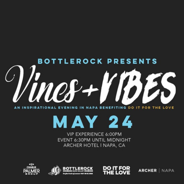 Vines + Vibes: Do It For The Love