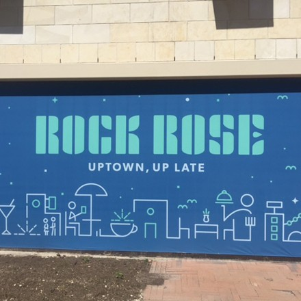 Rock Rose Now Open