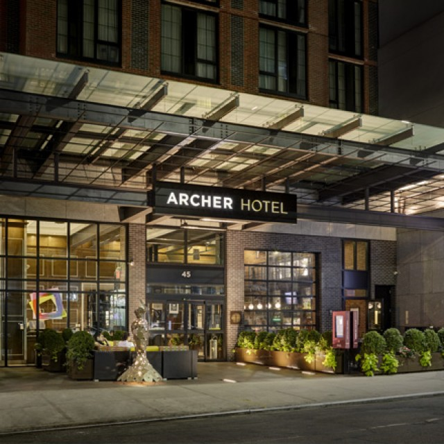Celebrate Archer Hotel New York