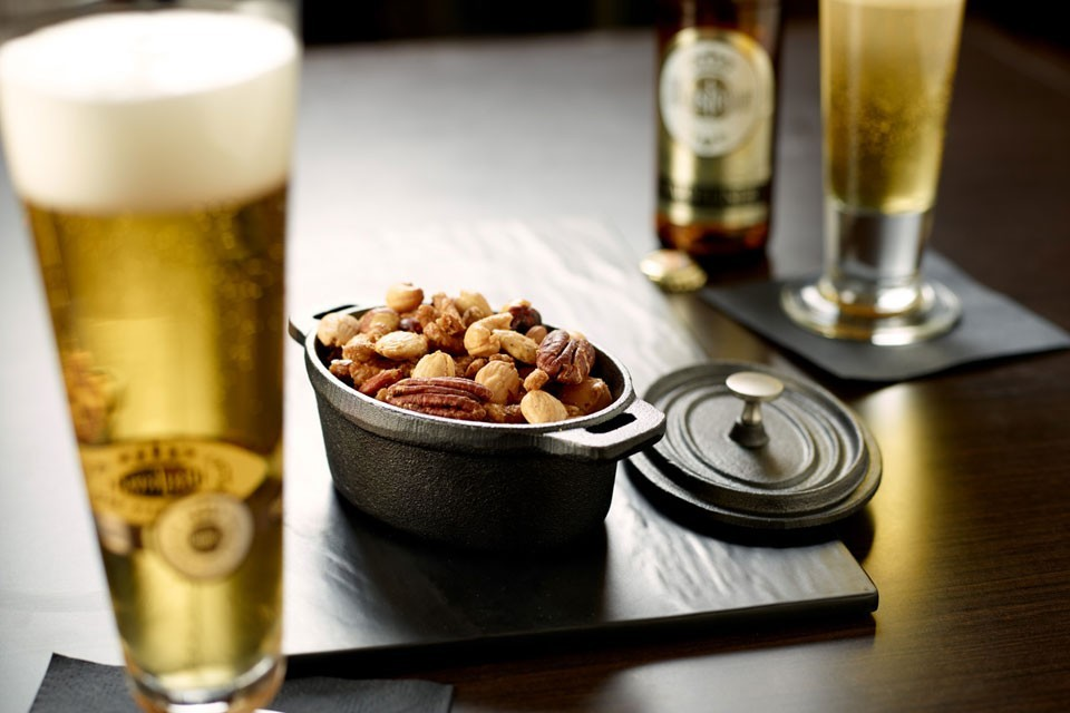 Archer's Kitchen + Bar Beer and Nuts